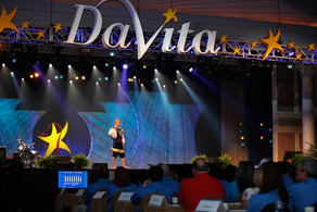 Kent Thiry, CEO + Chairman of DaVita opens DaVita Nationwide 2012
