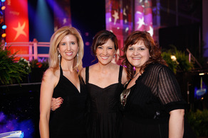 Traci, Jeanie + Miranda at DaVita's Night of Honor